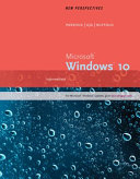 New Perspectives Microsoft Windows 10