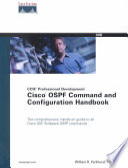Cisco OSPF Command and Configuration Handbook