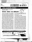 What Next in Berlin