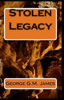 Stolen Legacy Annotated Book PDF