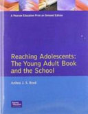 Reaching Adolescents Book