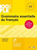 Pdf Grammaire essentielle du français niv. A2 - Ebook Telecharger