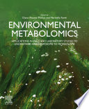 Environmental Metabolomics Book