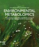 Pdf Environmental Metabolomics Telecharger