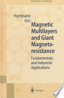 Magnetic Multilayers And Giant Magnetoresistance Book PDF