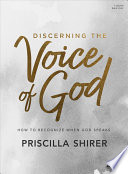 Discerning the Voice of God - Bible Study Book