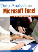 Data Analysis Using Microsoft Excel