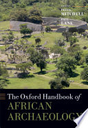 The Oxford Handbook Of African Archaeology Book PDF