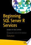 Beginning SQL Server R Services