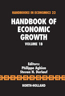 Handbook of Economic Growth