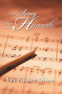 A Song for Hannah