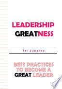 Leadership Greatness
