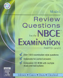 Mosby s Review Questions for the NBCE Examination Book