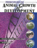 Principles of Animal Growth and Development Book