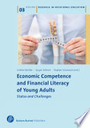 Economic Competence and Financial Literacy of Young Adults Book