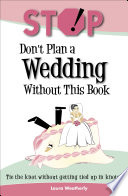 Stop  Don t Plan A Wedding Without This Book