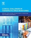 Clinical Challenges in Therapeutic Drug Monitoring Book