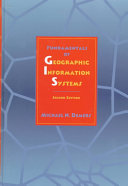 Fundamentals of Geographic Information Systems Book