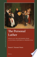 The Personal Luther