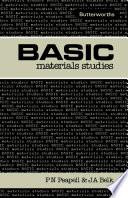 Basic Materials Studies Book