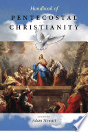 Handbook of Pentecostal Christianity