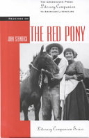 Readings On The Red Pony