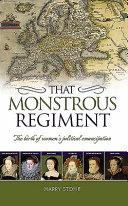 That Monstrous Regiment