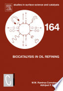 Biocatalysis In Oil Refining Book PDF