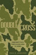 Double Cross: Deception Techniques in War Pdf/ePub eBook