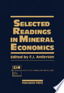 Selected Readings in Mineral Economics