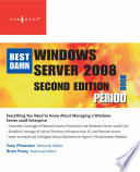 The Best Damn Windows Server 2008 Book Period