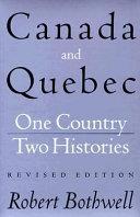 Canada and Quebec
