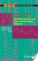Automatic Speech Recognition On Mobile Devices And Over Communication Networks Book PDF