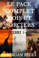 Pdf Rois et Sorciers (Tomes 1-6) Telecharger