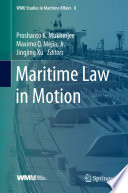 Maritime Law in Motion
