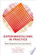 Experimentalisms in Practice Book