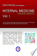 HEROLD s Internal Medicine  Second Edition    Vol  1 Book