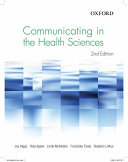 Communicating in the Health Sciences