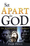 Set Apart for God