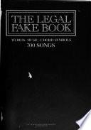 The Legal Fake Book