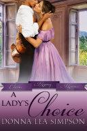A Lady's Choice [Pdf/ePub] eBook