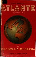 Atlante Scolastico Di Geografia Moderna