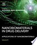 Nanobiomaterials in Drug Delivery