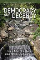 Democracy and Decency