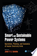 Smart and Sustainable Power Systems Book