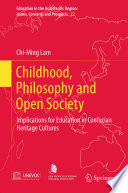 Childhood Philosophy And Open Society