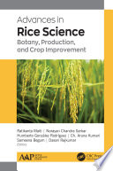 Advances in Rice Science