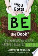 You Gotta Be The Book  Book