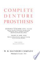 Complete Denture Prosthesis