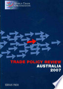 Trade Policy Review Australia 2007